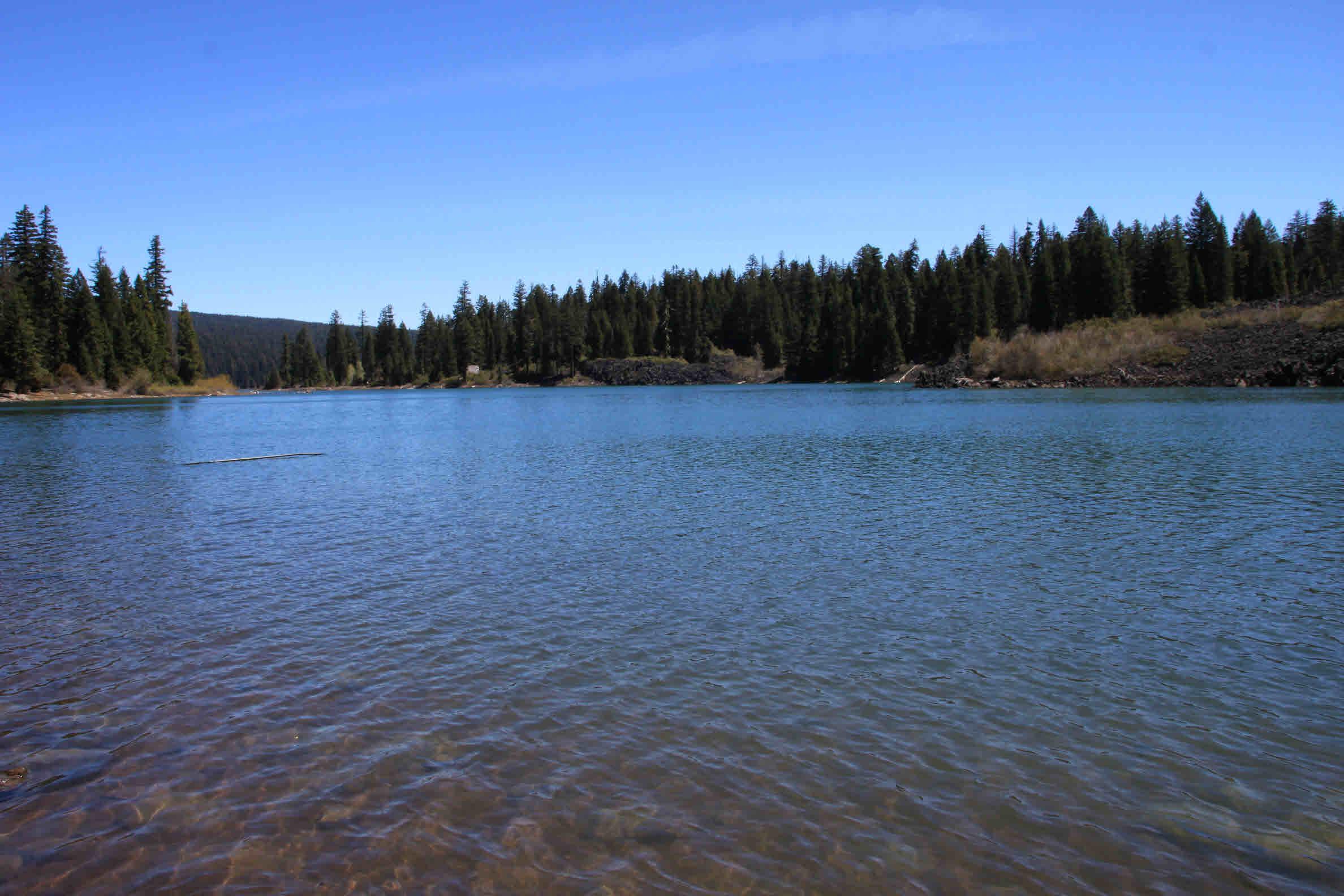 Fish lake from dock landline real estate llc for Fish lake oregon