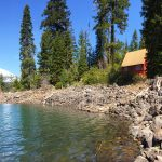 FISH LAKE CABIN EAGLE POINT OREGON, TRACT F7